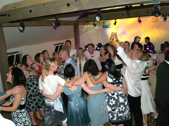 Greatest Mobile Disco in Essex for Weddings Birthdays Corporate