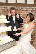 Essex Wedding Cake Amazing DJ and Disco and Gaynes Park Essex