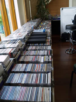 Largest CD Collection in Essex for Weddings and Parties