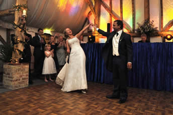 Amazing Cambridge Wedding Disco Experienced Professional DJs