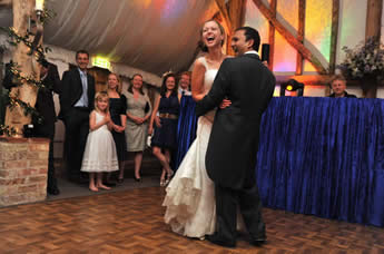 South Farm, Royston, Cambridge Excellent Wedding DJ and Disco,