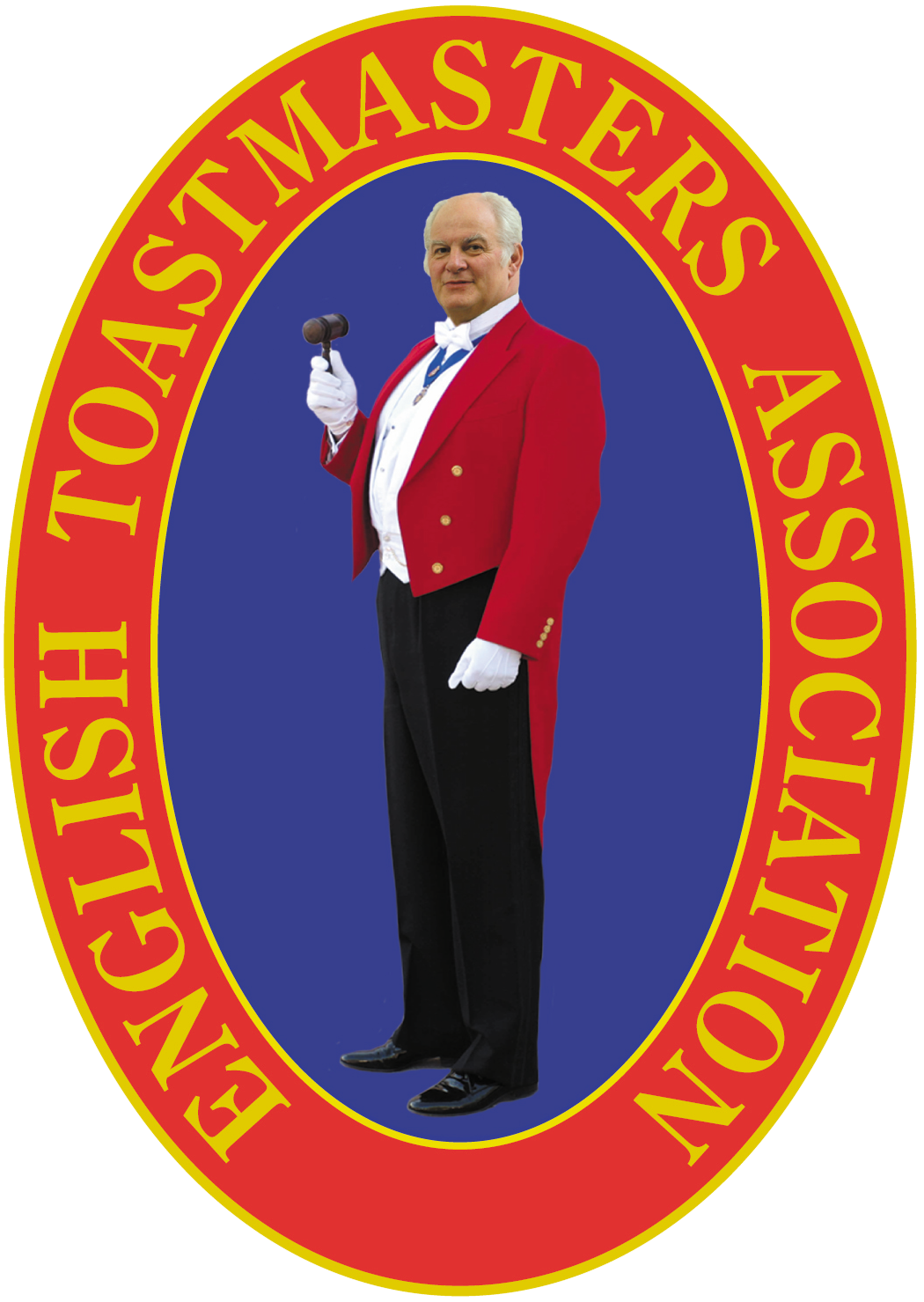 English Toastmasters Association Logo and Essex Wedding Toastmaster