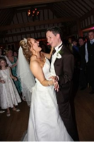 Essex wedding disco, bride and bridegrooms first dance, Best DJ Djs
