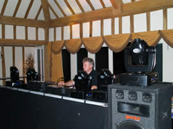 Vaulty Manor Wedding Disco Essex